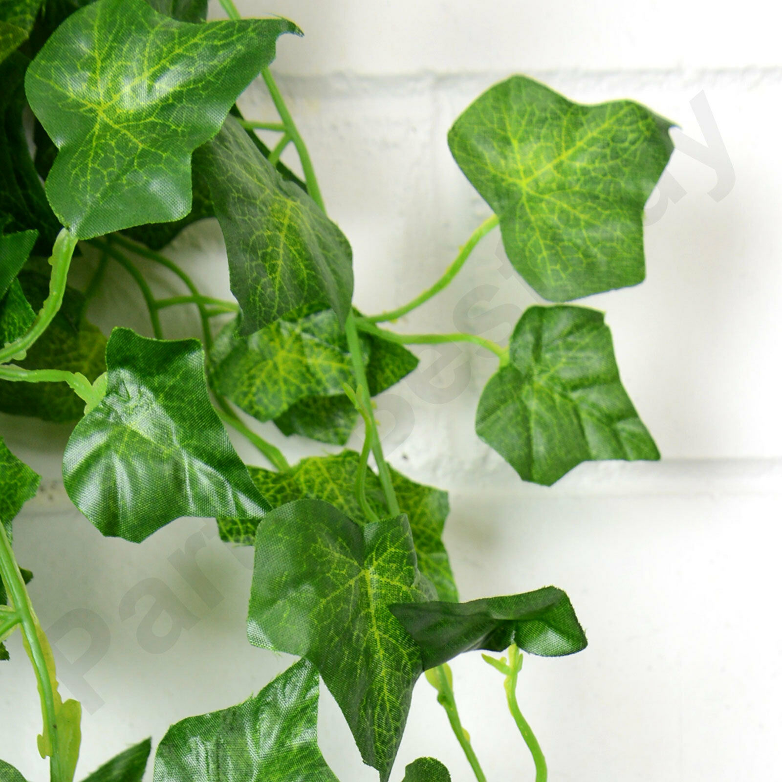 2x 96cm Artificial Ivy Vine Fake Foliage Flower Hanging Leaf Garland Plant Party Party Bestbuy Online Store